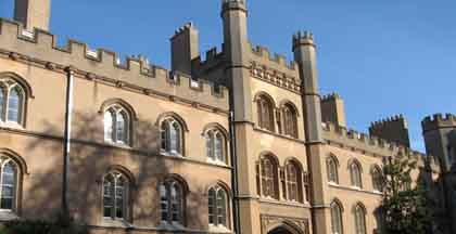Fellows of Trinity College, Cambridge took a leading role in the founding of the SPR