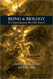 Cover of Being and Biology: Is Consciousness the Life Force?