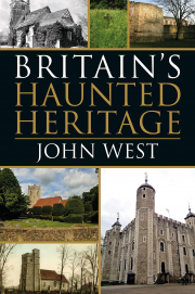 Cover of Britain's Haunted Heritage