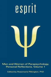 Cover of ESPRIT: Men and Women of Parapsychology, Personal Reflections, Vol. 1