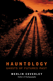 Cover of Hauntology: Ghosts of Futures Past