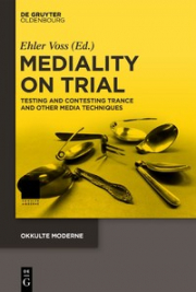 Cover of Mediality on Trial