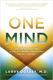 Cover of One Mind: How Our Individual Mind Is Part of a Greater Consciousness and Why It Matters
