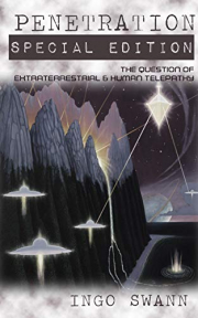 Cover of Penetration: Special Edition: The Question of Extraterrestrial and Human Telepathy