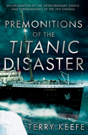 Cover of Premonitions of the Titanic Disaster