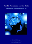 Cover of Psychic Phenomena and the Brain: Exploring the Neuropsychology of Psi
