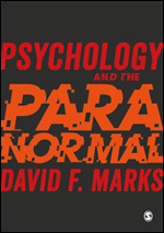 Cover of Psychology and the Paranormal