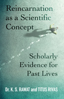 Cover of Reincarnation as a Scientific Concept