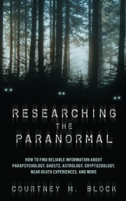 Cover of Researching the Paranormal