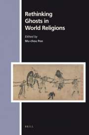 Cover of Rethinking Ghosts in World Religions