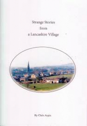 Cover of Strange Stories from a Lancashire Village