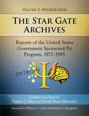 Cover of The Star Gate Archives. Volume 3
