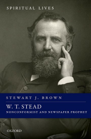 Cover of W. T. Stead