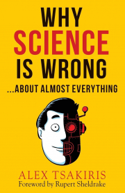 Cover of Why Science is Wrong … About Almost Everything