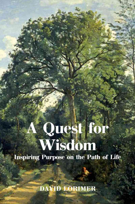 Cover of A Quest for Wisdom