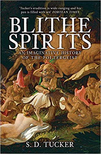 Cover of Blithe Spirits: A History of the Poltergeist