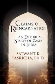 Cover of Claims of Reincarnation: An Empirical Study of Cases in India