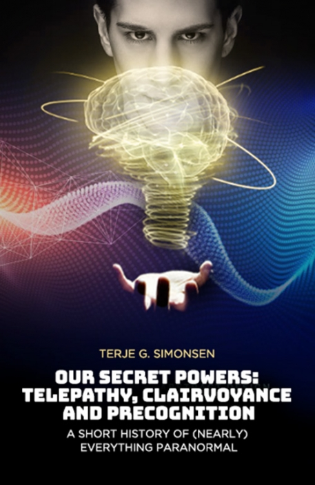 Cover of Our Secret Powers: Telepathy, Clairvoyance and Precognition