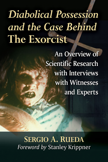 Cover of Diabolical Possession and the Case Behind The Exorcist