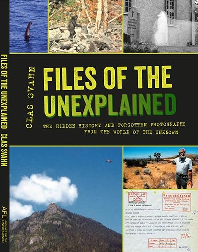 Cover of Files of the unexplained