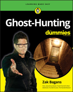 Cover of Ghost-Hunting For Dummies