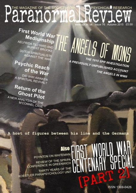 First World War Centenary Special, Part 2, Paranormal Review