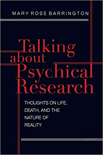 Cover of Talking about Psychical Research