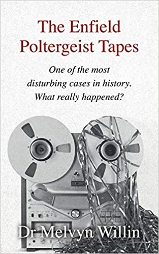 Cover of The Enfield Poltergeist Tapes