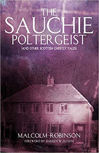 Cover of The Sauchie Poltergeist