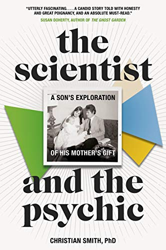 Cover of The Scientist and the Psychic